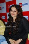 Actress Tabu Promotes Toh Baat Pakki Bollywood Film at Big FM (5)