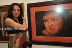 Celina Jaitley at Egyptian Diplomat s bollywood Exhibition (2)