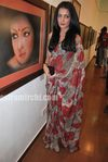 Celina Jaitley at Egyptian Diplomat s bollywood Exhibition (3)