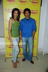 Deepika promote KCK on Radio Mirchi