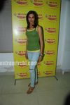 Deepika promote KCK on Radio Mirchi (1)