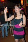 Deepshikha NAgpal Playing Dart DSC 0281