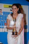 Genelia at  the CNBC Awaaz Consumer Awards 2010