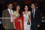 Genelia at  the CNBC Awaaz Consumer Awards 2010 (4)