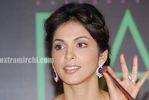 Isha Koppikar at launch of India s International Face 2010 (2)