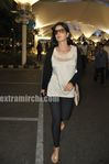 Katrina Kaif  returns from Rajneethi Dubai Promotions