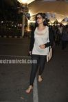 Katrina Kaif  returns from Rajneethi Dubai Promotions (1)