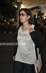 Katrina Kaif  returns from Rajneethi Dubai Promotions (2)