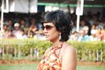 Mandira Bedi  at HDIL race (2)