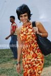 Mandira Bedi  at HDIL race (6)