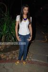 Mugdha Godse at Shreyas Talpade s Birthday Bash (1)