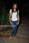 Mugdha Godse at Shreyas Talpade s Birthday Bash (2)
