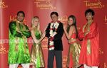 Shah Rukh Khan WAX - Madame Tussauds
