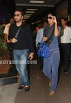 Shilpa Shetty in mumbai airport (2)