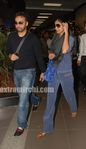 Shilpa Shetty in mumbai airport (3)