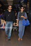 Shilpa Shetty in mumbai airport (4)