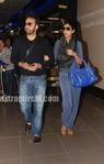 Shilpa Shetty in mumbai airport (7)
