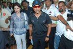 Tendulkar with Anjali Tendulkar (1)