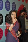 Vidyabalan in saree at 2010 LFW