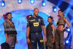 Andrew symond on the ramp @ IPL awards