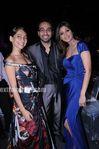 Anusha, Raj Kundra and shilpa Shetty at IPL award1