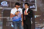 Bhaji shy on SRK s question