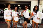 Deepika Padukone cheers for the Force India F1 Team at the British GP- Pics