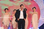 Irafan walks on the ramp @ IPL awards