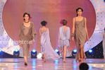 Model walks the ramp @ IPL awards
