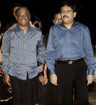Rajini and Kalanithi Maran at Endhiran audio launch in malayasia