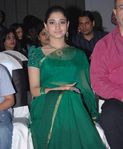 Tamannaah in gorgeous green saree photo (8)