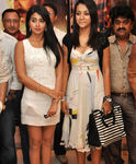 Trisha with Shriya