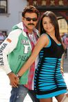 Venkatesh and Trisha in Namo Venkatesha movie (1)