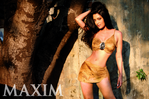Bollywood bombshell Riya Sen Maxim Shoot