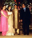 Madhuri Dixit and Shriram Nene at their wedding (1)