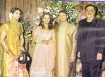 Srideviwith Madhuri Dixi