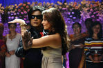 Rajini and Aishwarya Rai in Robo Movie Stills (13)