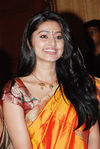 Beautiful Sneha in silk saree (1)