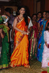 Beautiful Sneha in silk saree (3)