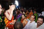 Beautiful Sneha in silk saree (7)