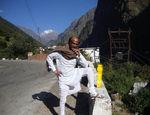 Rajinikanth at Himalayas Pics