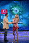 Pamela Anderson and salman khan- Big Boss pictures