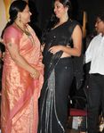 Namitha with Kushboo (1)