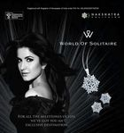 Katrina Kaif Nakshatra Dimonds ad