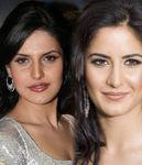 Zarine Khan - katrina kaif look alike