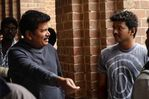 On the sets of Nanban (3 Idiots remake) (2)