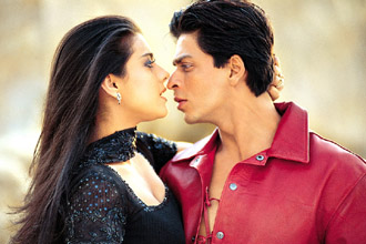 Kajol and Shahrukh khan Photos