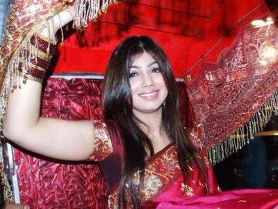 Ayesha Takia And Farhan Azmi Wedding Reception