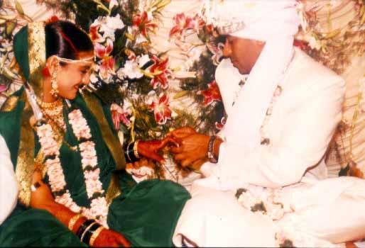 Kajol And Ajay Devgan Wedding
