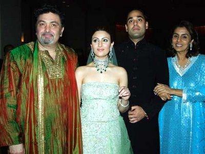 Riddhima Kapoor Wedding Daughter Of Rishi Neetu Singh And Sister Acotr Ranbir Married Delhi Baased Garment Exporter